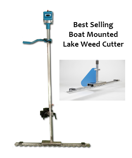 Aquatic Lake Weed Mower